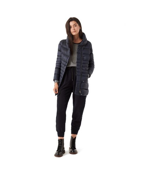 HIGH-NECK LONG DOWN JACKET 2271 7QD