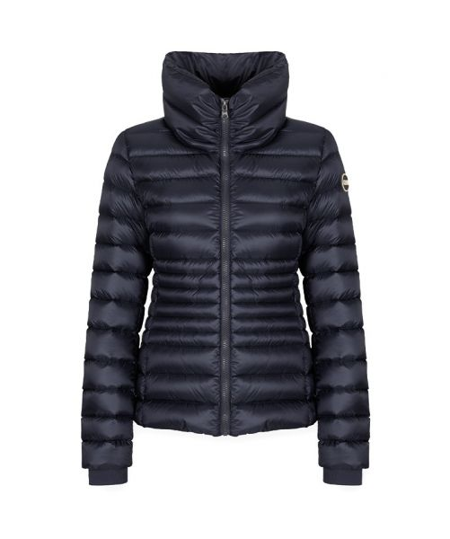 HIGH-NECK GLOSSY DOWN JACKET 2253R 7QD