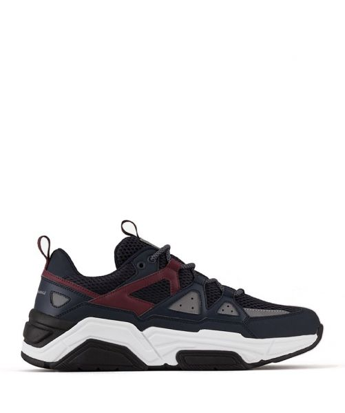 TRICOLORED SNEAKERS