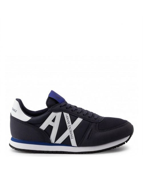 SNEAKERS WITH LOGO A|X