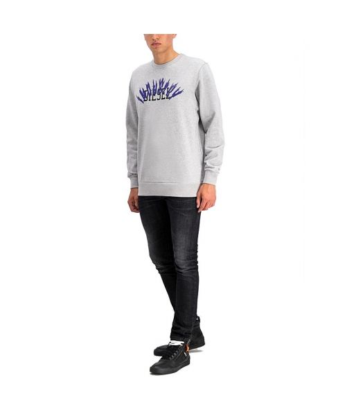 TWO-TONE SWEATSHIRT S-GIR-A1
