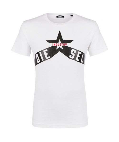 T-SHIRT WITH LOGO T-DIEGO-A7