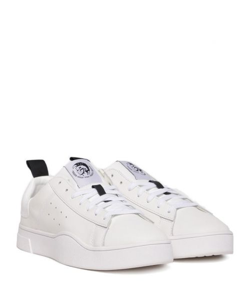 LEATHER SNEAKERS S-CLEVER LOW