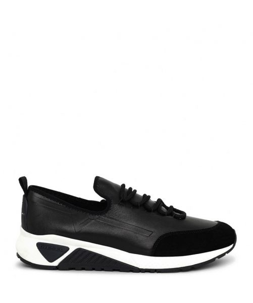 LEATHER SNEAKERS S-KBY