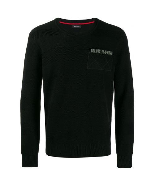 MILITARY INSPIRED JUMPER K-STLE