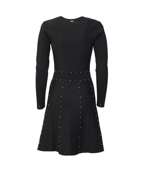 KNITWEAR TITO DRESS WITH STUDS