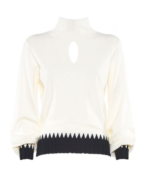 TURTLE NECK MAGDA KNITWEAR