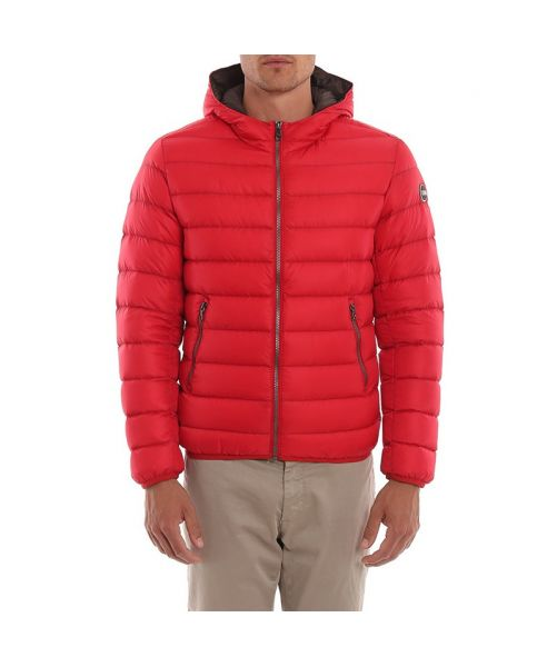 HOODED DOWN JACKET 1249 5S7