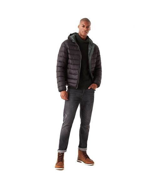HOODED DOWN JACKET 1249 5ST
