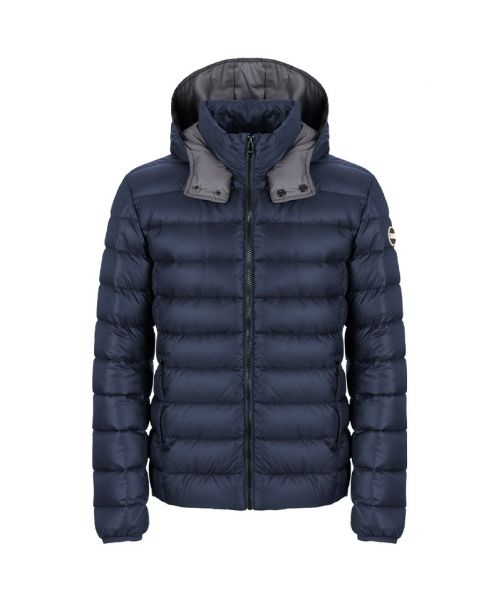 DETACHABLE HOODED DOWN JACKET 1250R 5S7