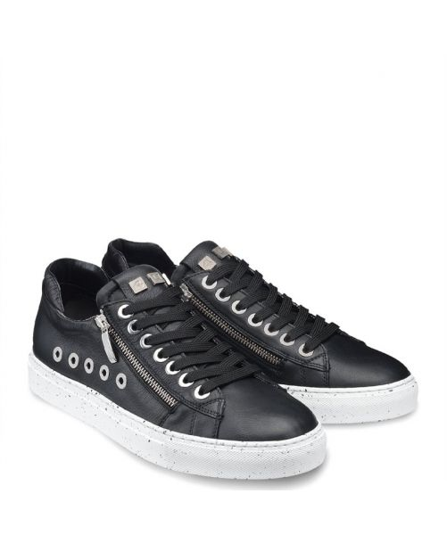RAMONES SNEAKERS WITH ZIP