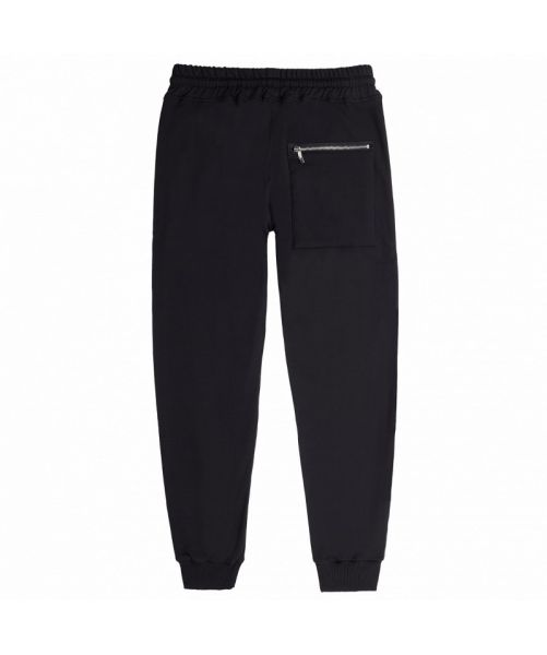 TRACKSUIT PANTS WITH LOGO BAND