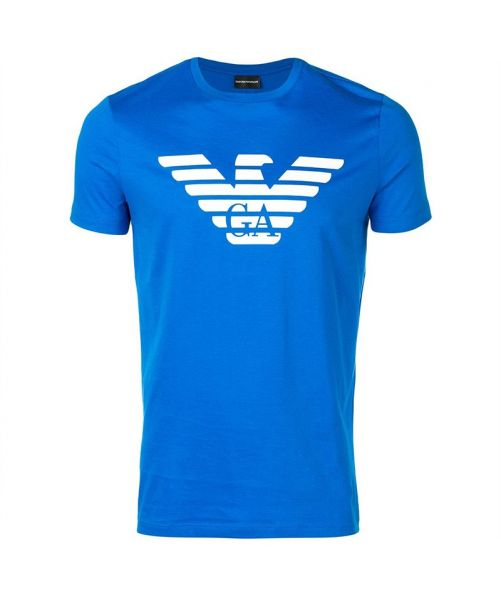 EMPORIO ARMANI T-SHIRT WITH EAGLE