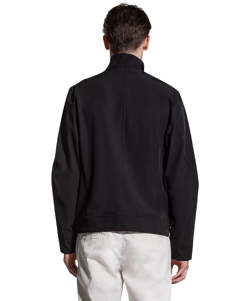 Bomber jacket in three-layer fabric