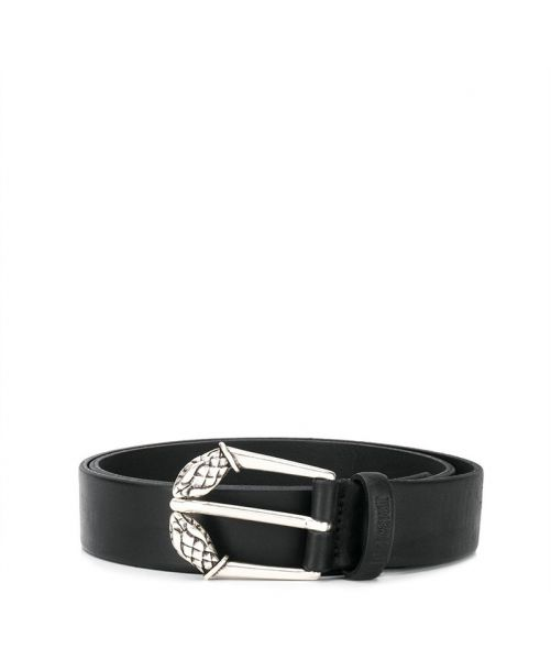 JUST CAVALLI BELT WITH SNAKE BUCKLE