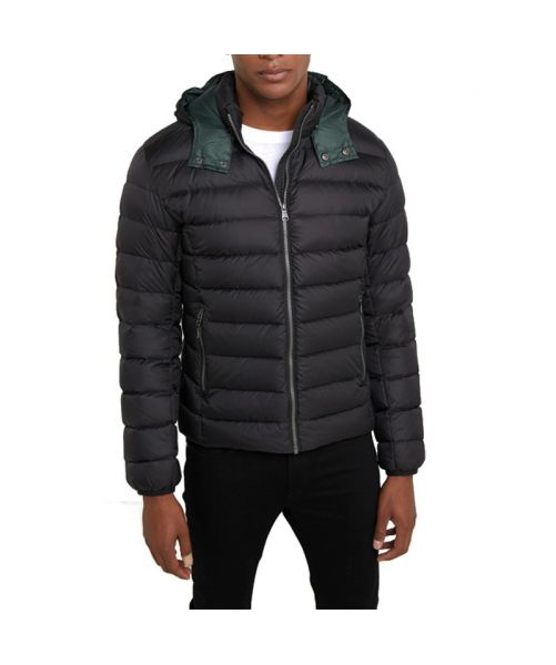 DETACHABLE HOODED DOWN JACKET 1250R 5ST