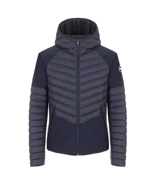 NEOPRENE-EFFECT DOWN JACKET 1217 2QL